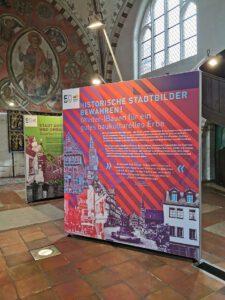 Neben Lübeck wurden 20 erfolgreiche Projekte der Städtebauförderung aus ganz Deutschland vorgestellt.