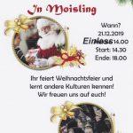 Flyer Interkulturelle Weihnachtsfeier
