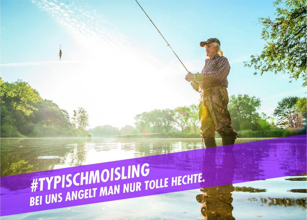 #TYPISCHMOISLING Angler