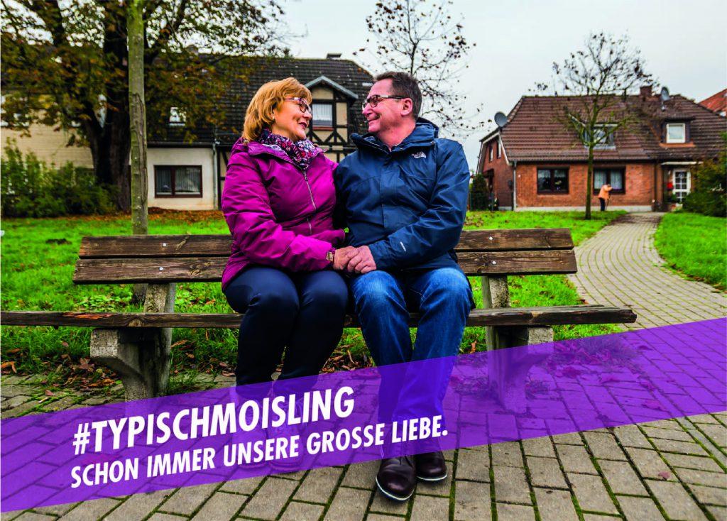 #TYPISCHMOISLING Dorfteich