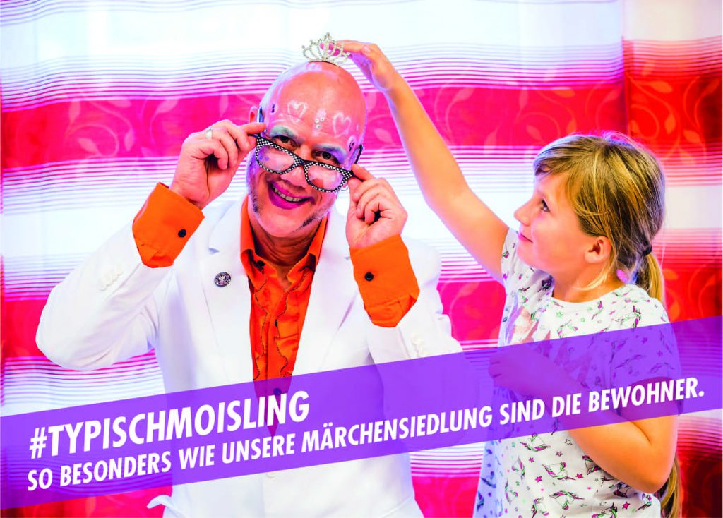 #TYPISCHMOISLING Märchensiedlung