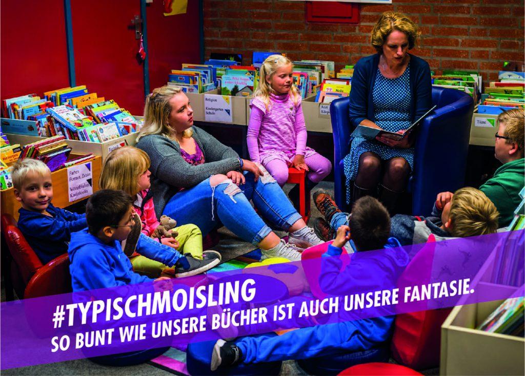 #TYPISCHMOISLING Vorlesen